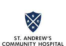 ST. Andrew's Community Hospital Logo Featured Client