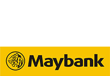 Maybank Logo Featured Client